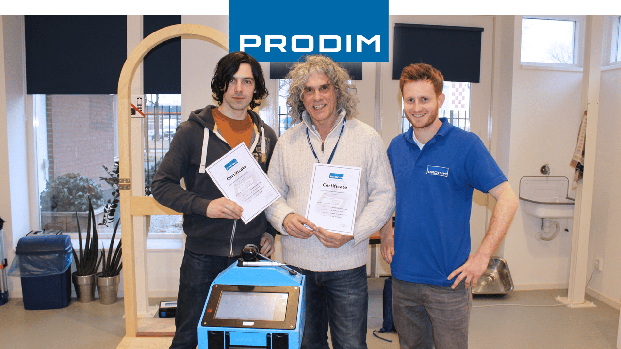 Prodim Proliner utente Alpha Glass London