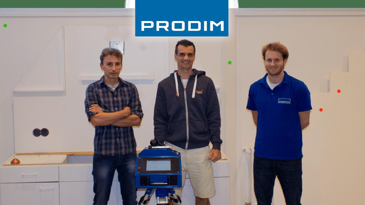 Prodim Proliner utente Andre Celis Natuursteen