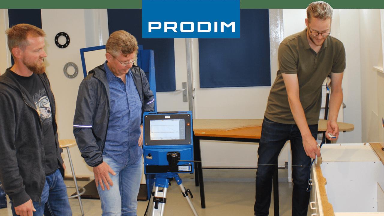 Prodim Proliner utente Brudgam