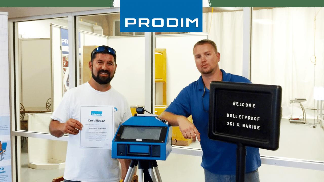 Prodim Proliner utente Bulletproof Ski & Marine