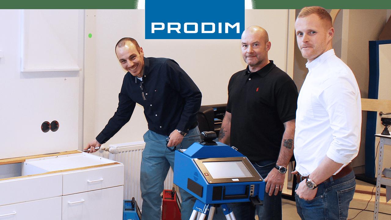 Prodim Proliner, utente CED Fabrication