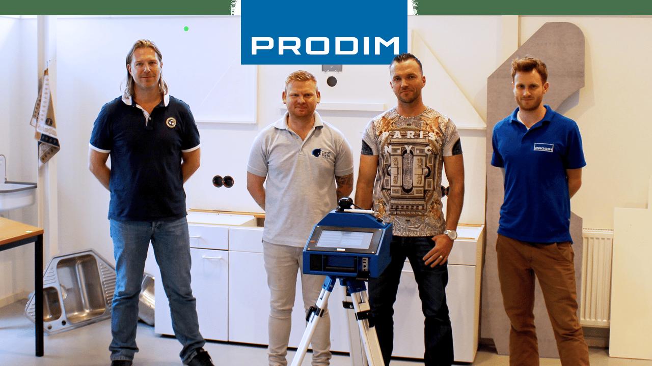 Prodim Proliner utente Cardiff Marble