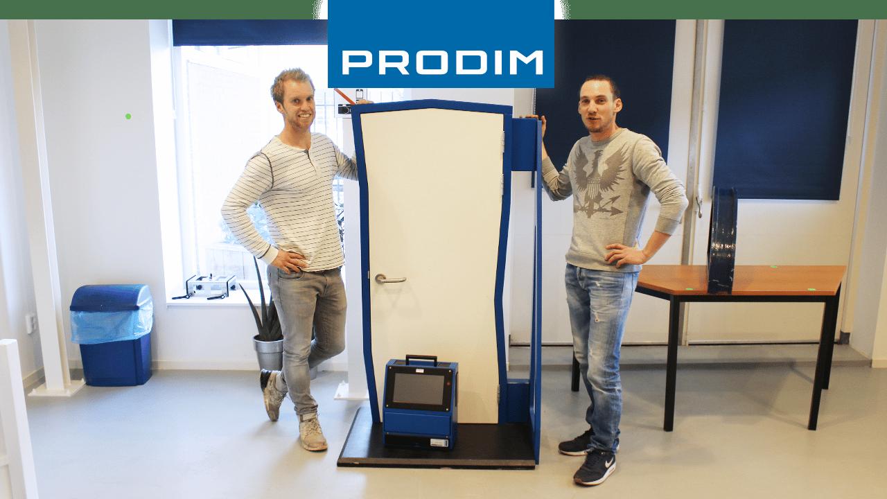 Prodim Proliner, utente De brug timmerbedrijf
