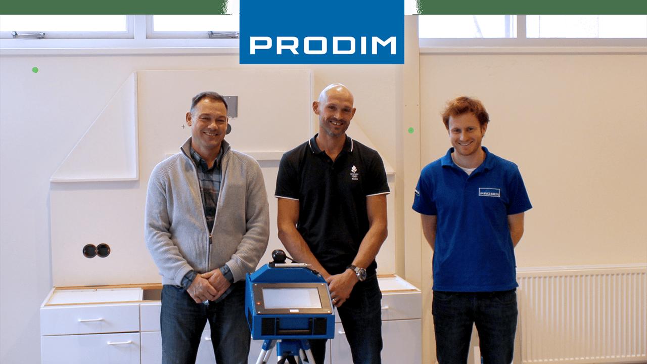 Prodim Proliner, utente Falken