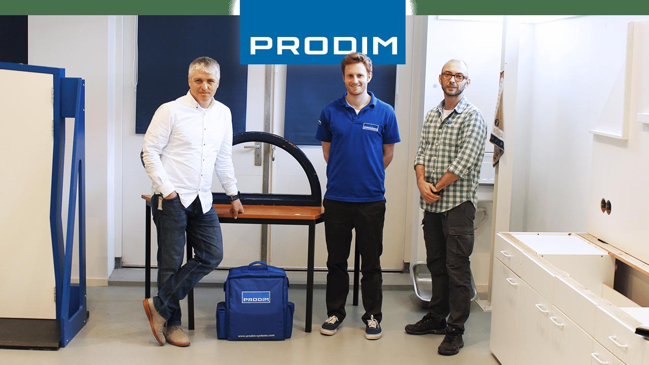 Prodim Proliner, utente Glass Expert