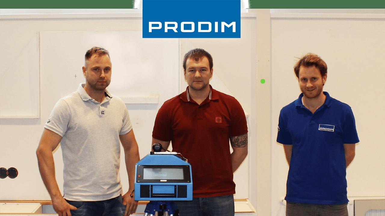 Prodim Proliner, utente Granite Tops