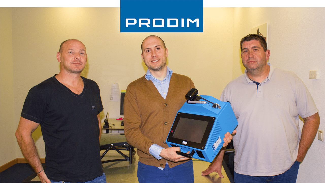 Prodim Proliner, utente Instrument Glasses