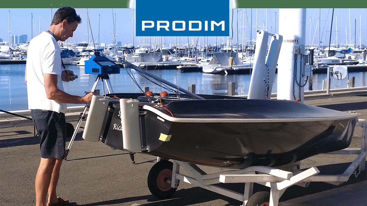 Prodim Proliner, utente MC Marine