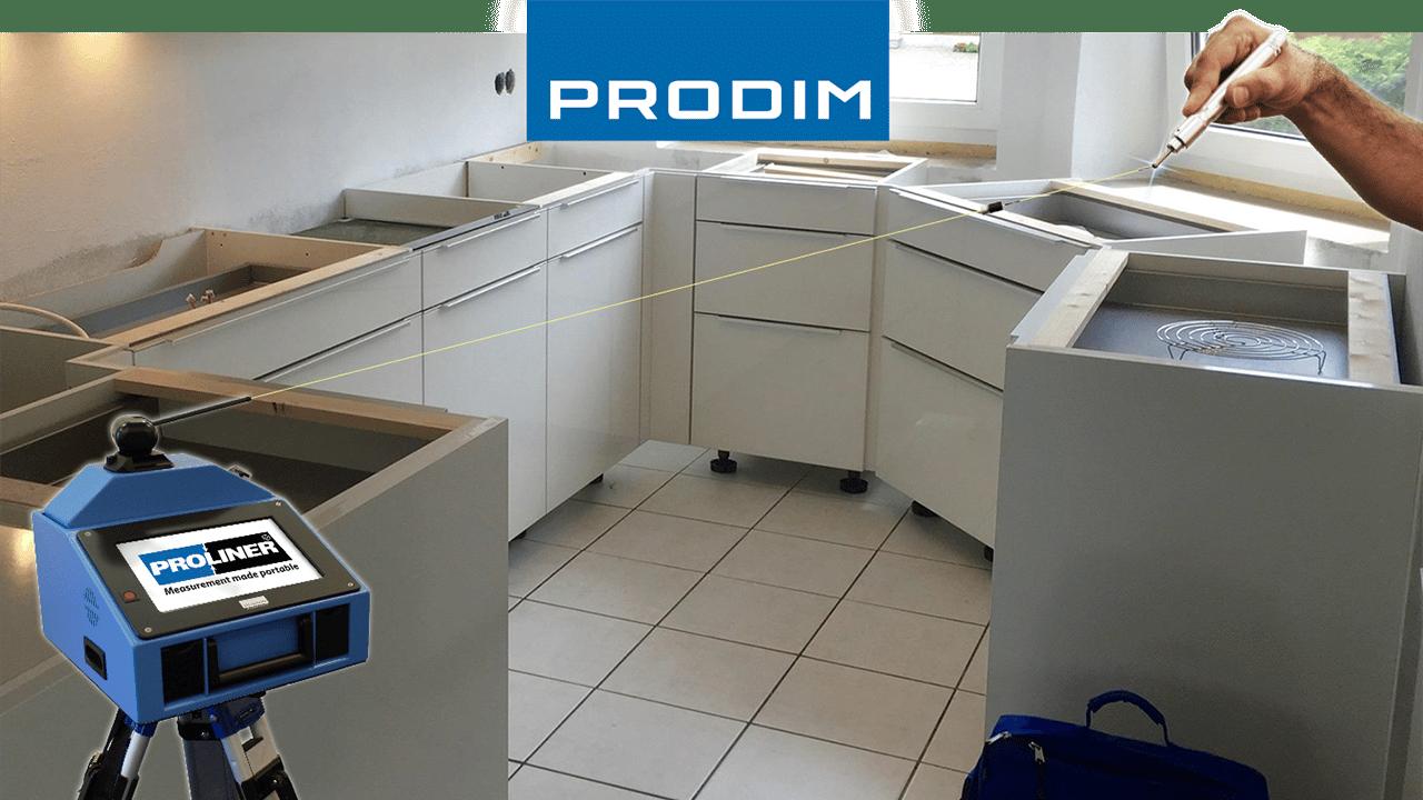 Prodim Proliner, utente Meier Natursteinbetrieb