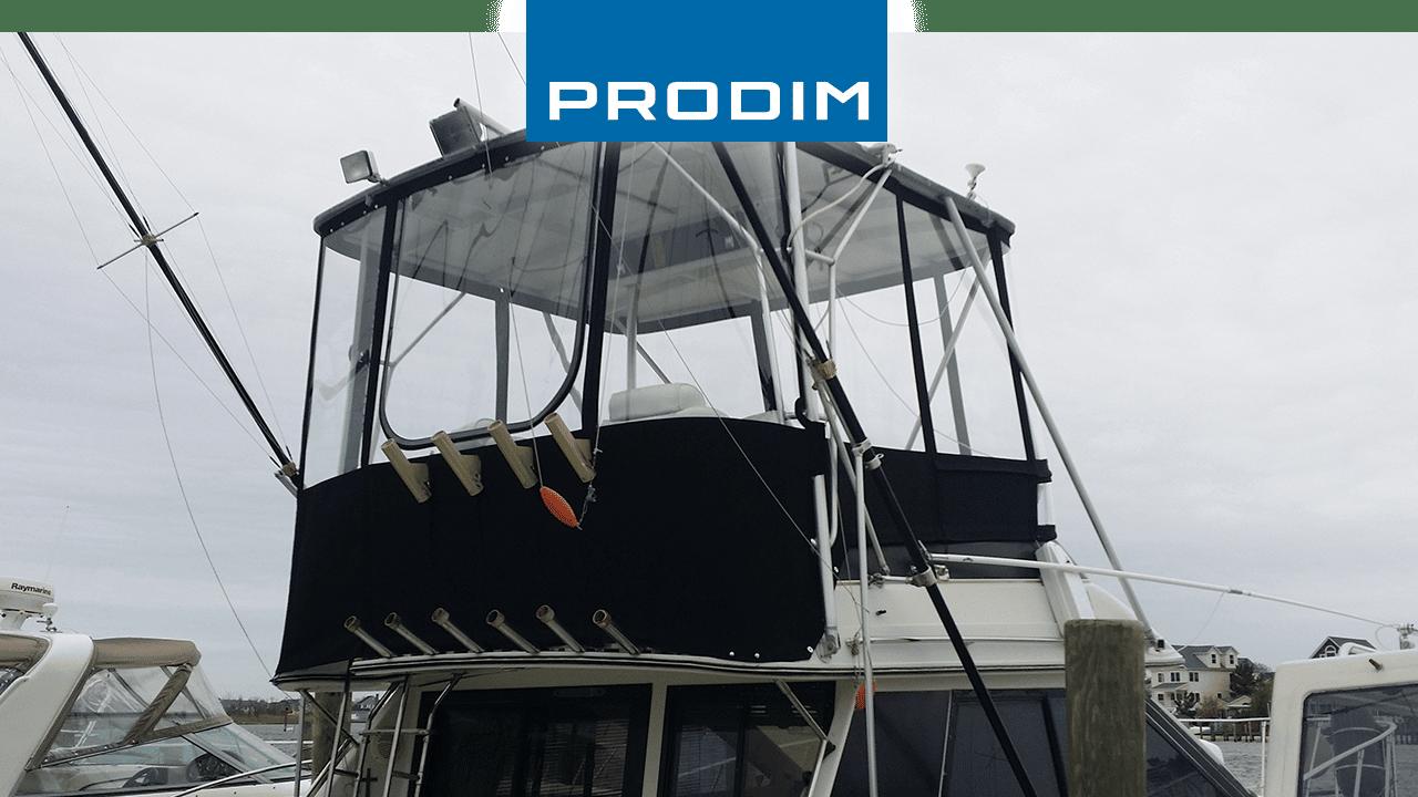 Prodim Proliner, utente Nautilux Custom Canvas