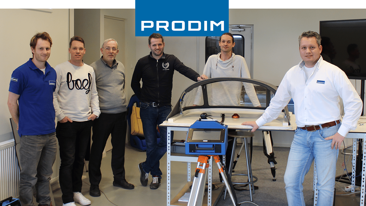 Prodim Proliner, utente Pro-Seal