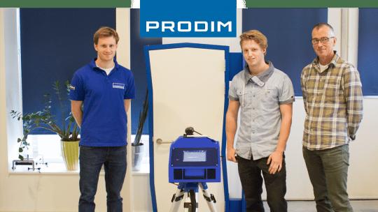 Prodim Proliner, utente Van Daalen Houttechniek