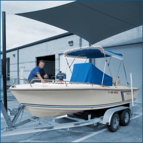 """Pulsante – Apri la sezione """"Soluzioni Prodim per l'industria nautica"""""""