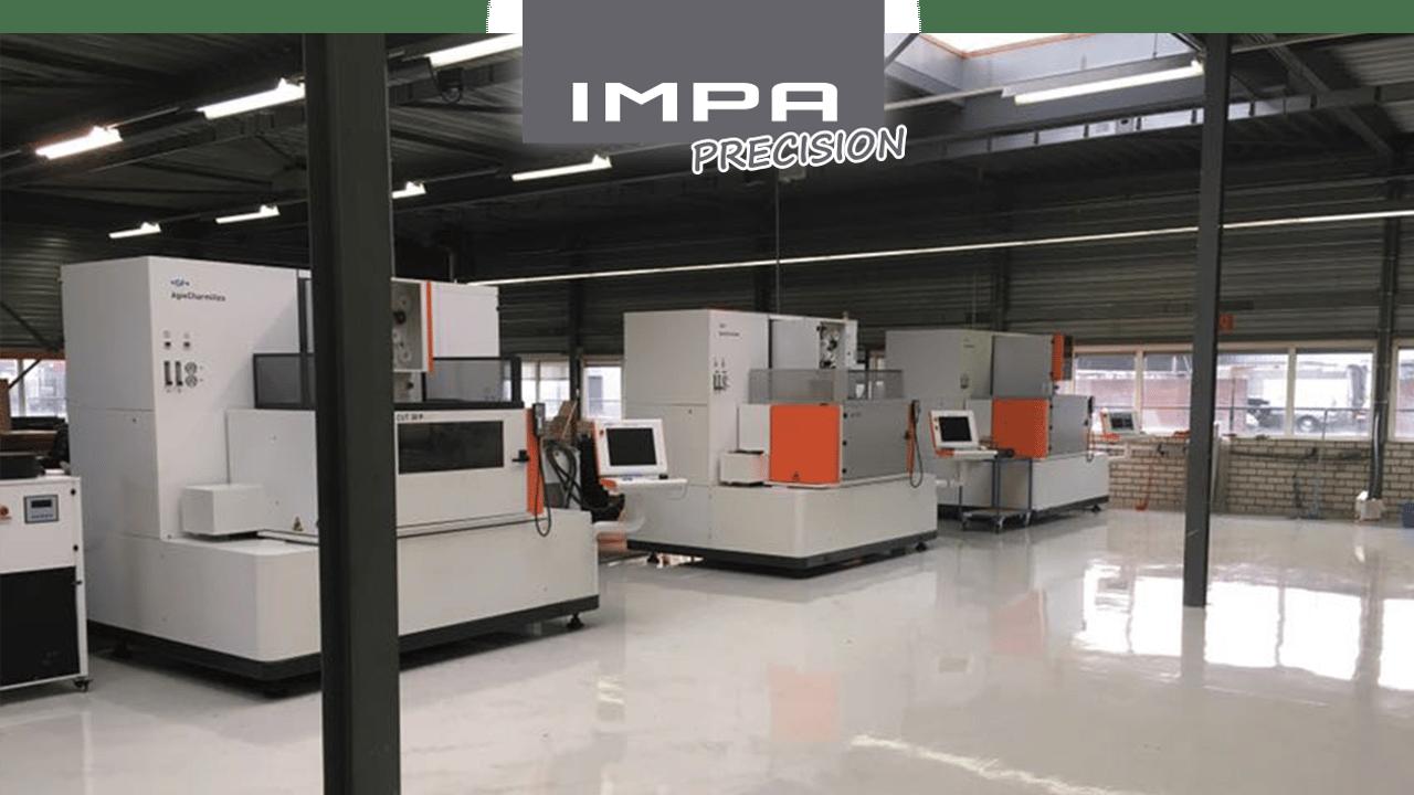 IMPA PRECISION – Macchine EDM