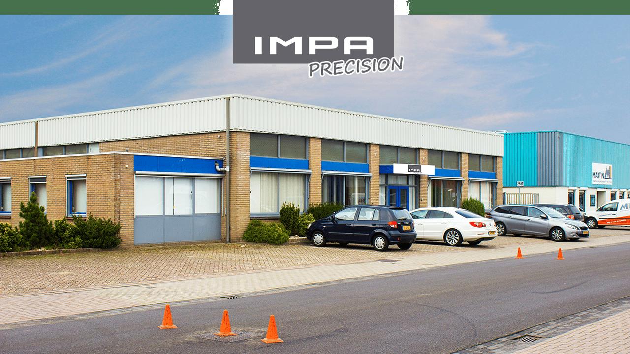 IMPA PRECISION uffici e fabbrica – Helmond, Paesi Bassi