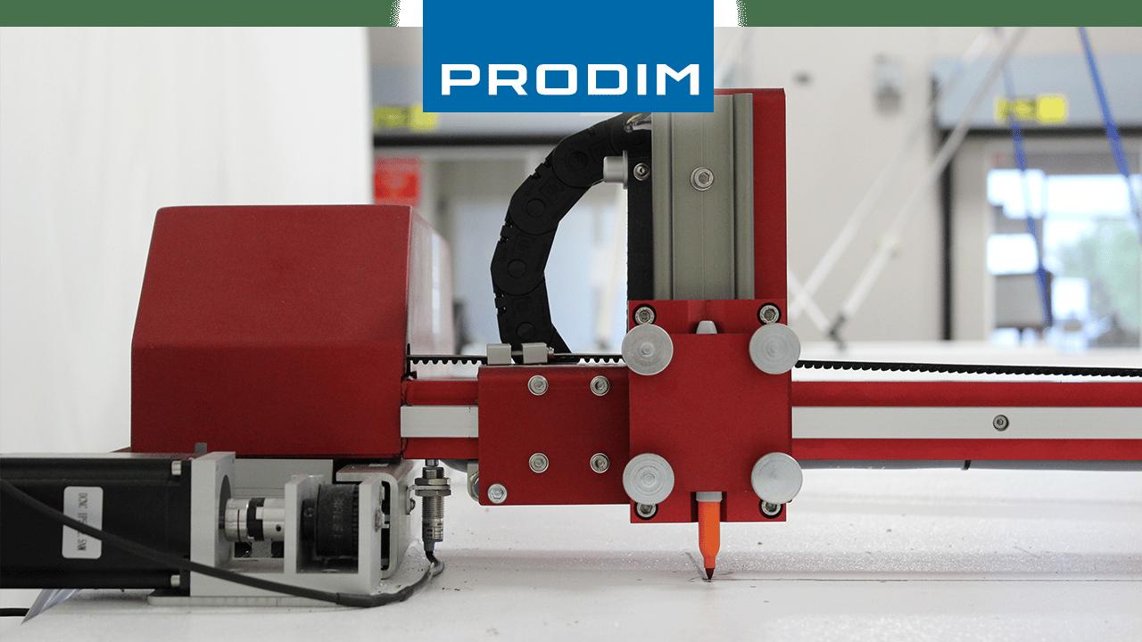 Prodim, soluzioni complete per la misurazione digitale, indirizzate per specifiche applicazioni industriali. - Immagine del Prodim Plotter