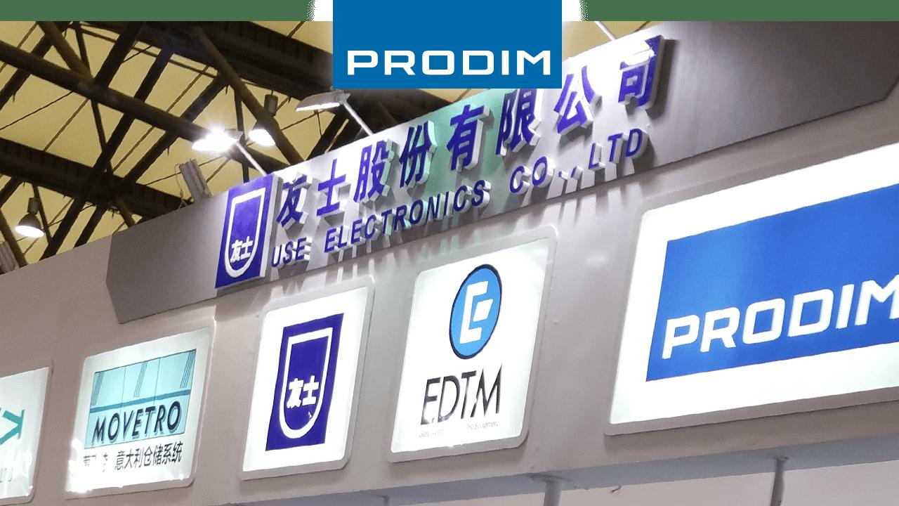 Prodim partecipa ad eventi internazionali – China Glass