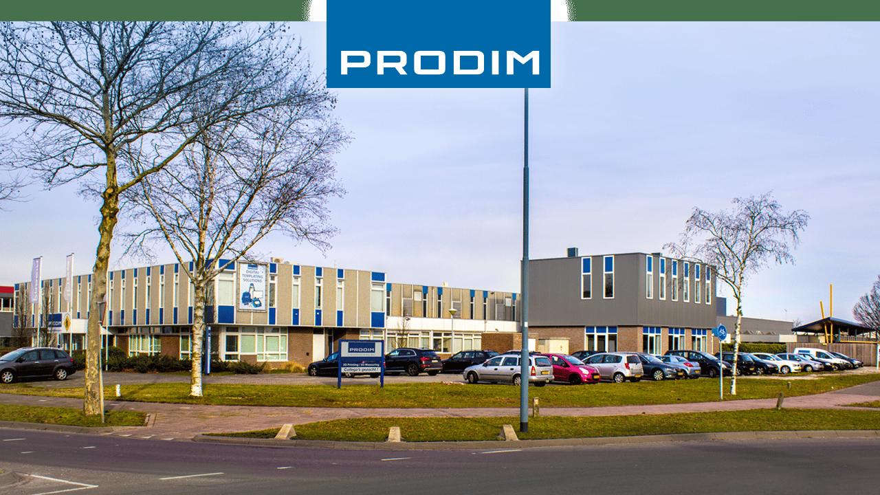 Prodim International uffici e fabbrica, in Helmond, Paesi Bassi.