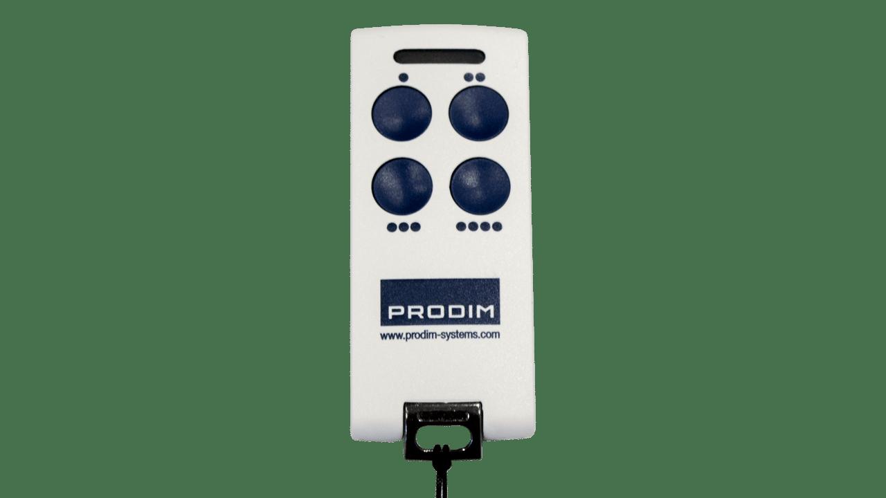 Prodim Proliner, Telecomando