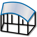 Icona - Software Prodim Bent Glass (vetro doppia curvature) – Frame (costruzione telaio)