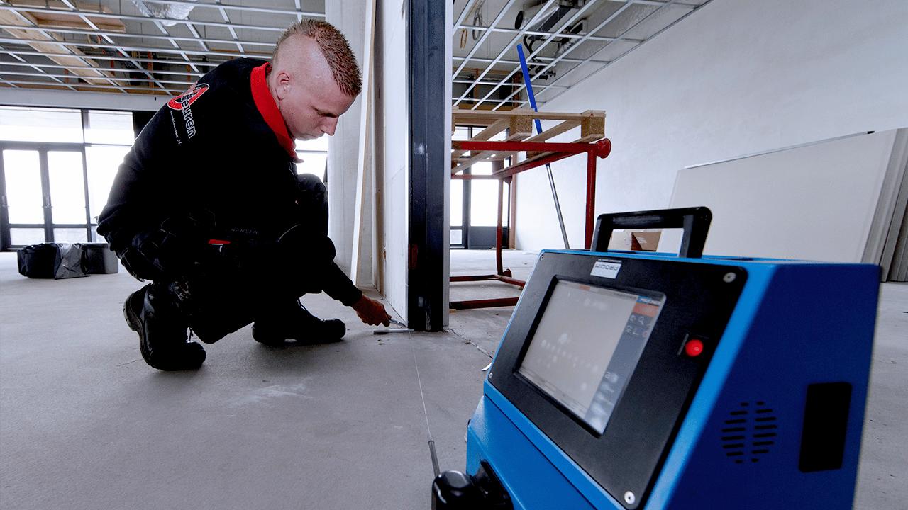 Prodim, soluzioni tecniche per l'industria Porte e Finestre – Misurazione delle aperture e telaii