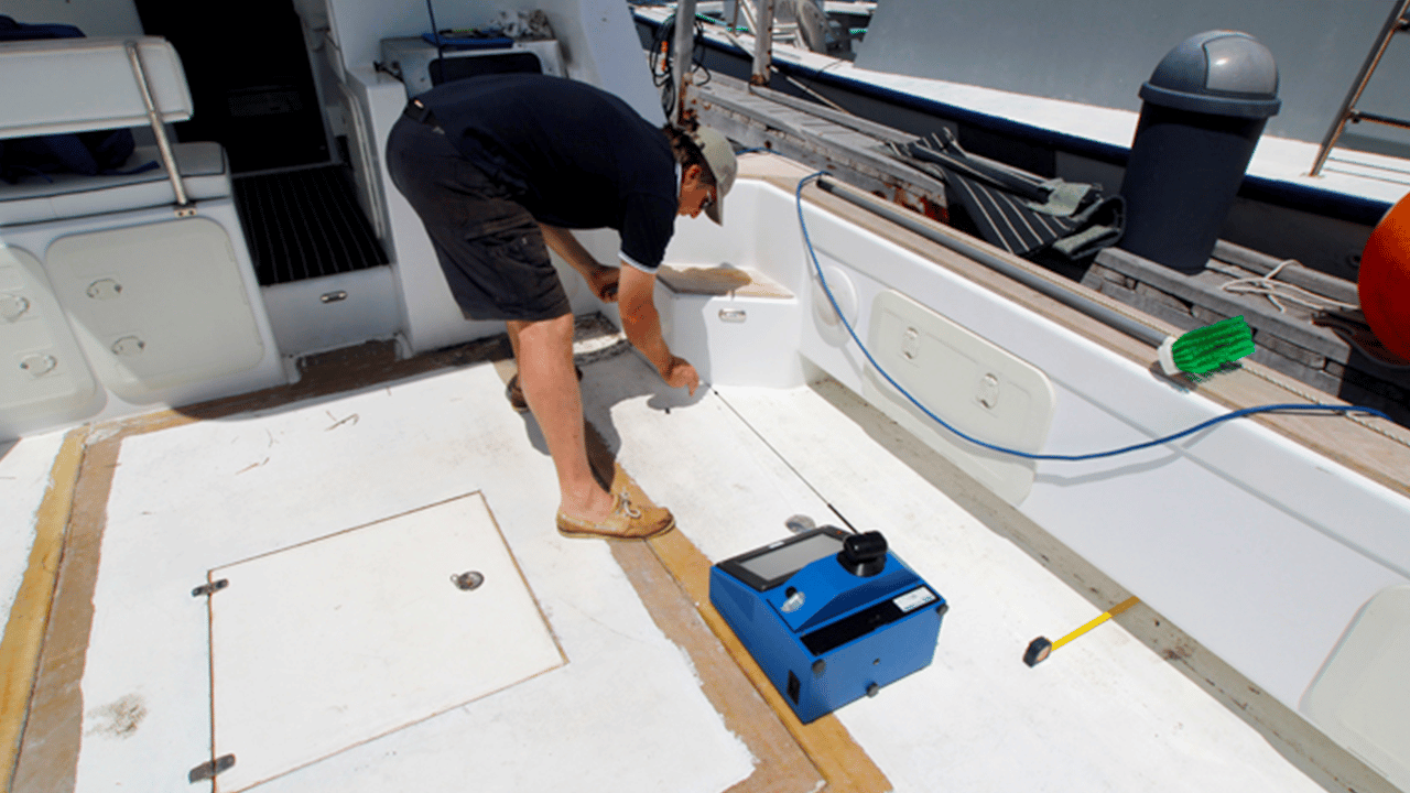 Prodim, Prodim, soluzioni tecniche per il settore Nautico – Misurazione ponti nautici