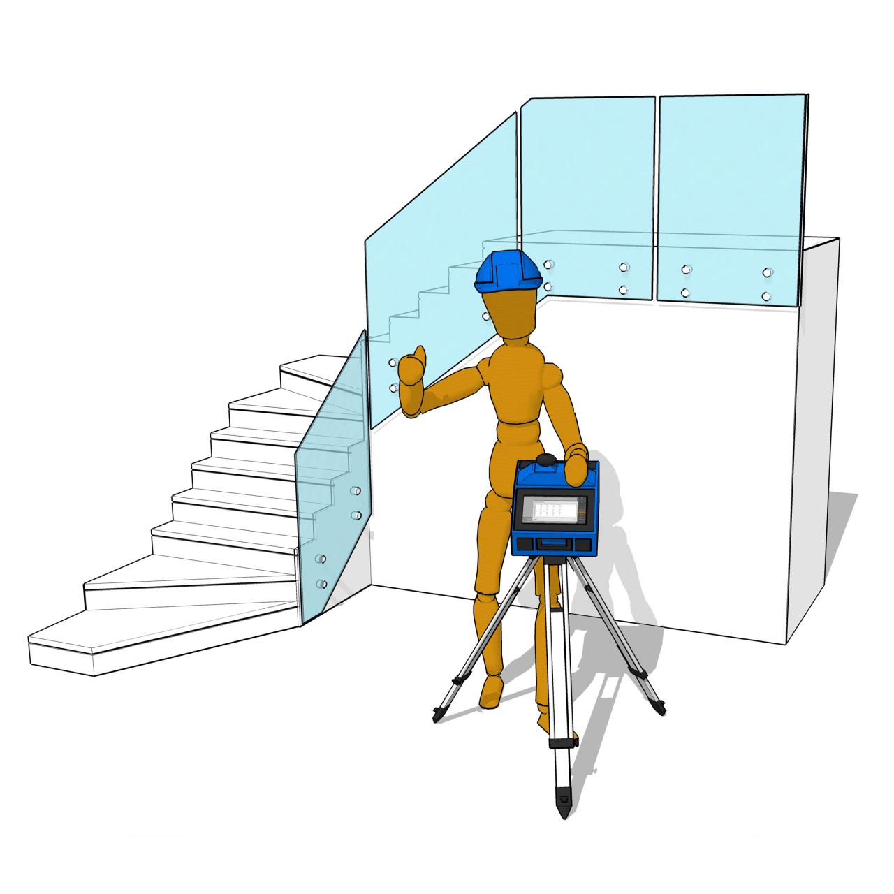 Prodim Proliner CS Survey – Messa in posa e controllo punti