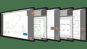 Screenshot – Prodim Proliner, programma CT