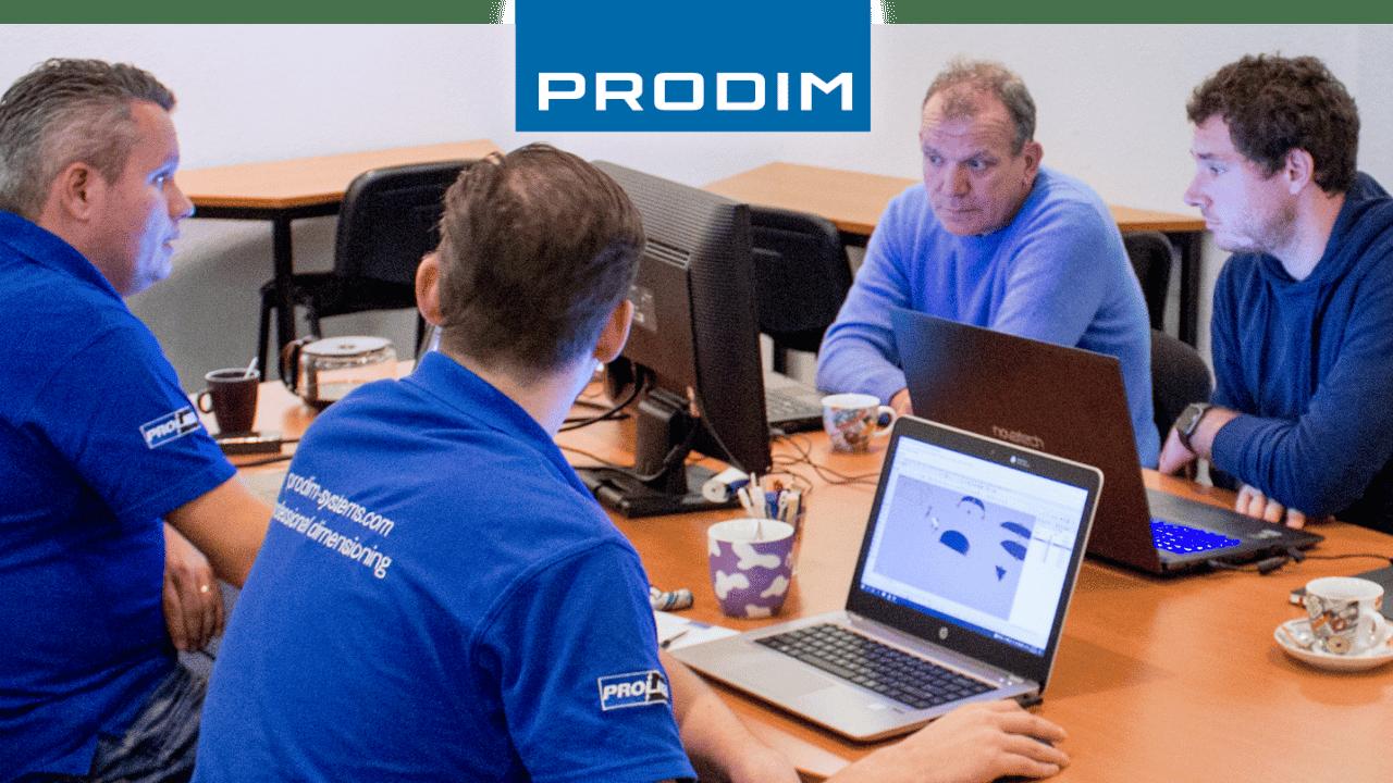 Prodim Proliner, utente MasterCovers