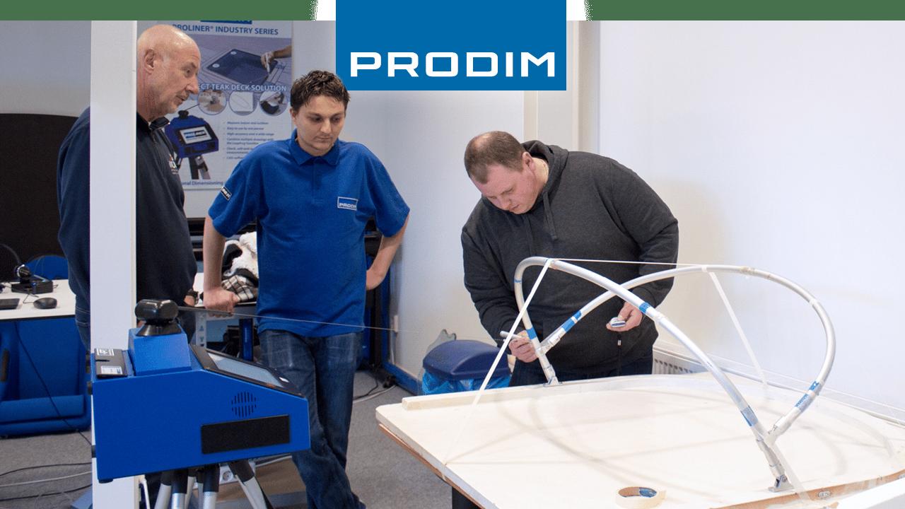 Prodim Proliner, utente INOXI