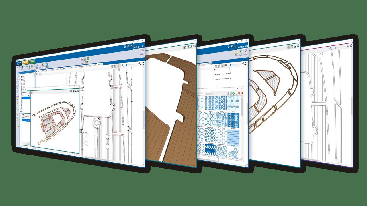 Software Prodim Factory - Settore nautico