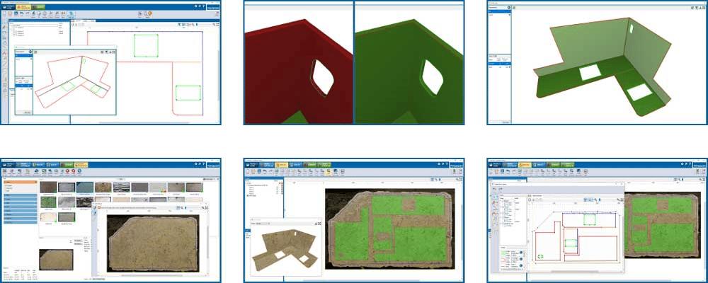 Screenshots - Software Prodim Factory - Settore del pietra