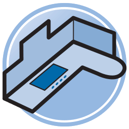 Icon of the Proliner software app for digital templating countertops and backsplashes