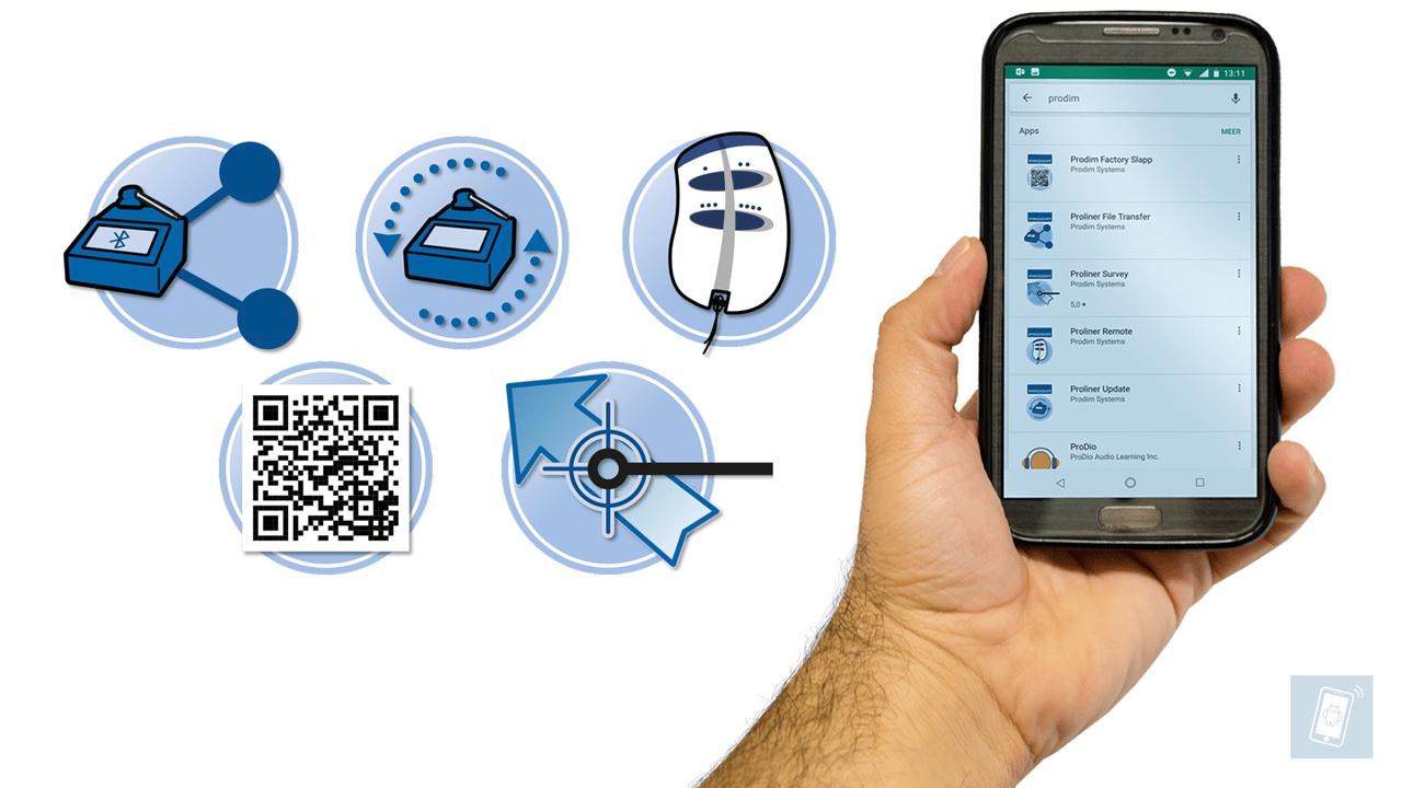 Prodim - App per smartphone