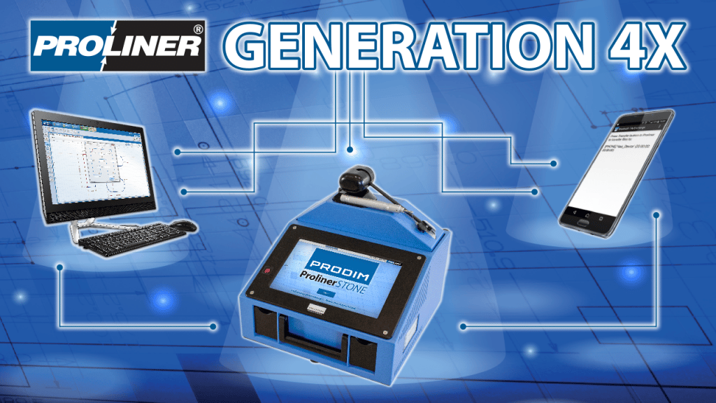 Prodim Proliner software generation 4X