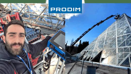 Prodim-Proliner-user-Vetreria-Riccionese-Cocorico-project