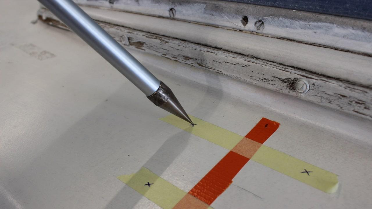 Proliner IPT - Point Pen - Per misurare con facilità anche dietro ad ostacoli o bordi