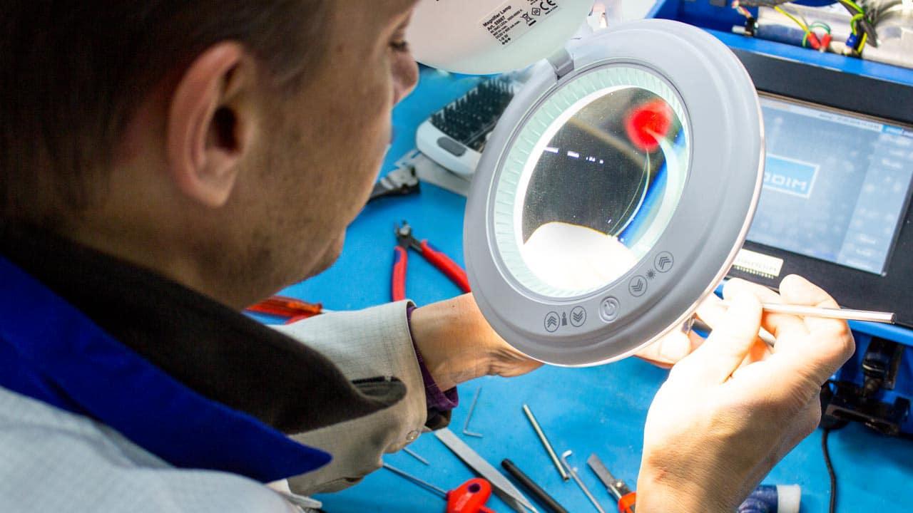 Proliner servizio e riparazione